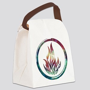 Divergent - Dauntless Symbol Galaxy Canvas Lunch B